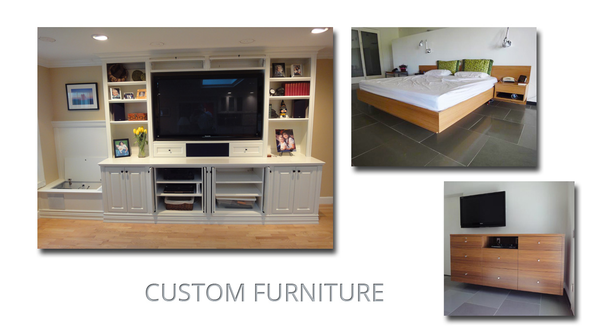 Kueffner Company crafts custom furniture